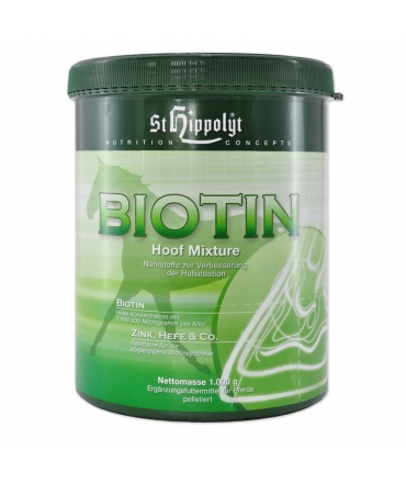 complément sabot chevaux biotin st hippolyt