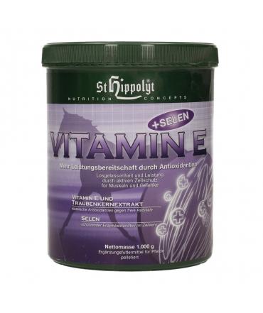 vitamine E et selenium chevaux st hippolyt
