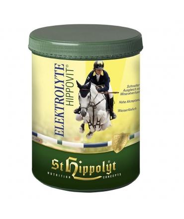 réhydratation chevaux electrolytes st hippolyt