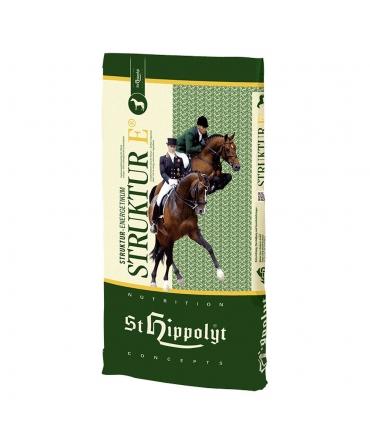 aliment chevaux de sport struktur st hippolyt sac 20kg