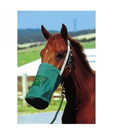 Musette canvas EKKIA cheval