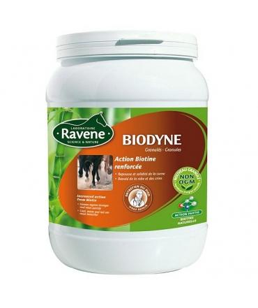 biotine en granulés complément sabots cheval biodyne ravene