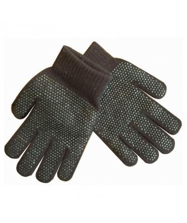 gants d'équitation t de t magic noir