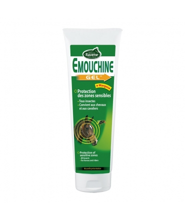 anti-mouches emouchine gel ravene zones sensibles
