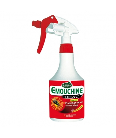spray anti-mouches emouchine total ravene