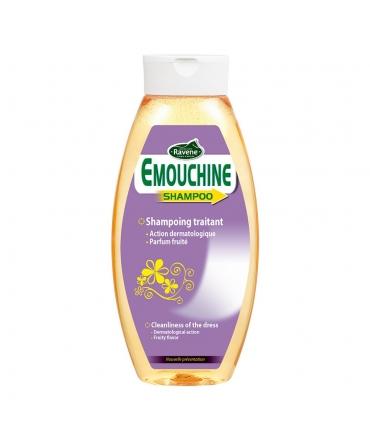 shamoing anti-mouches chevaux emouchine ravene shampoo