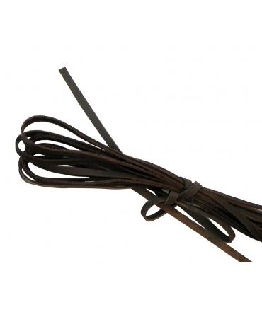 latigo d'attache pour sacoches en cuir ronzon