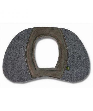 pad de garrot en feutre ronzon gris