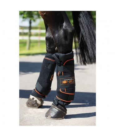 Rambo Ionic Stable Boots HORSEWARE cheval