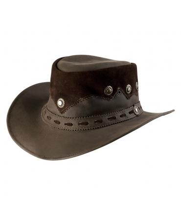 chapeau randol's aventure cavalier western