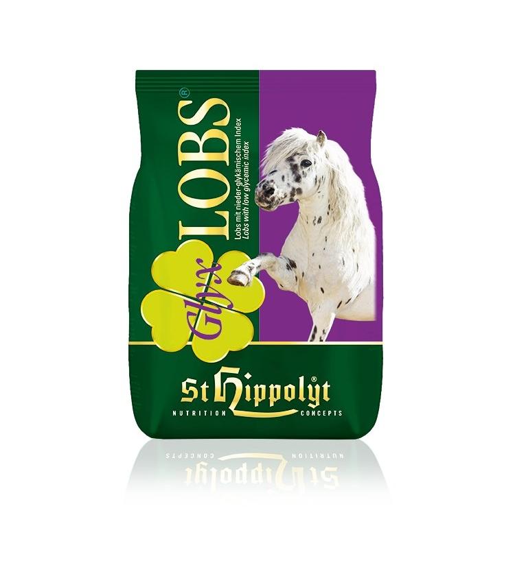 friandises pauvres en sucre chevaux en surpoids glyx-lobs st hippolyt 1kg