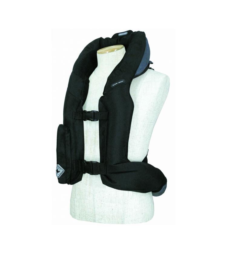gilet airbag hit air adulte. Black Bedroom Furniture Sets. Home Design Ideas