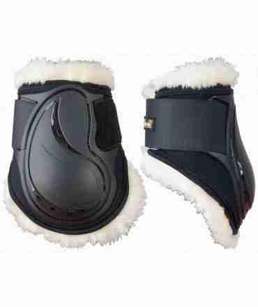 protège-boulet t de t design mouton noir