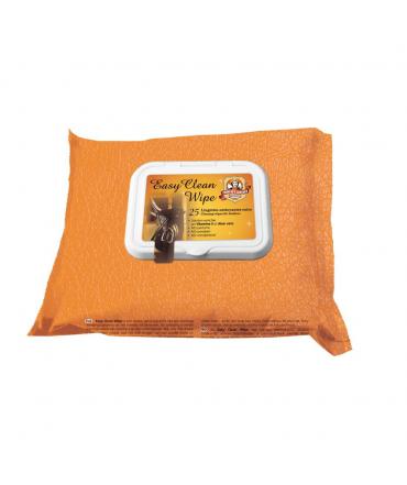 lingettes nettoyante cuir easy clean wipe ravene