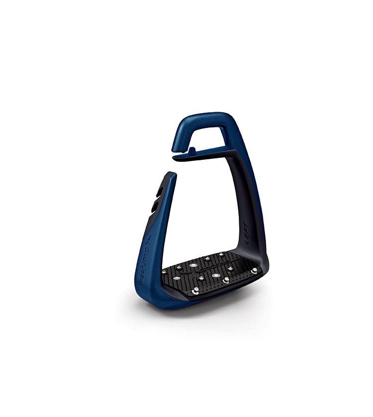 Etriers FREEJUMP soft-Up bleu