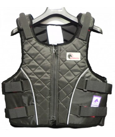 Gilet de protection équitation protection france cheval