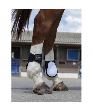 protège-boulets NORTON cheval blanc