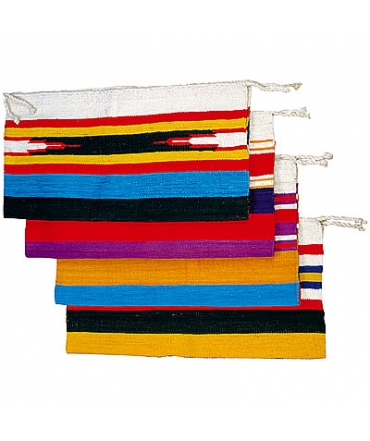tapis de selle ekkia navajo equitation