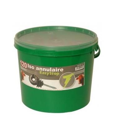isolateur annulaire lacme seau de 120
