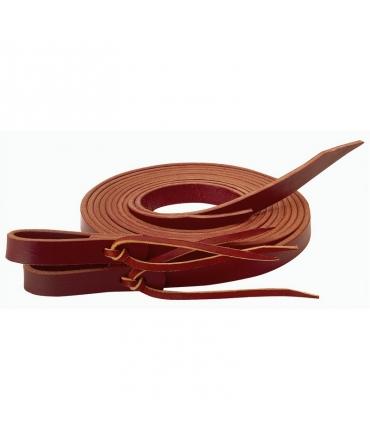 rênes western weaver leather